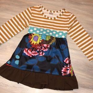 Online Boutique Dresses Toddler Boutique Fall Dress Size Xxs
